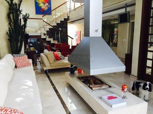 Imagem 1 de 15 de Casa Em Condominio - Alphaville - Ref: 62546 - V-62546