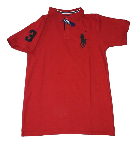 Playera Tipo Polo 2xl Y 3xl.