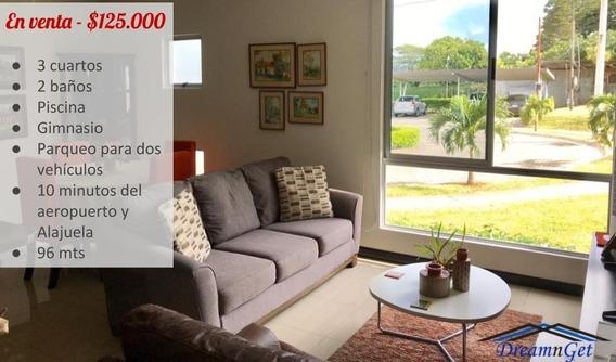 Hermoso Apartamento En Venta En Alajuela