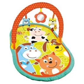 Tapete Atividade Para Bebê Portátil Infantil Baby + Brinde