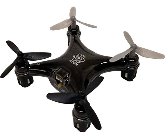 Micro Drone Propel Atom 1.0 4 Helices Quadrocopter Exterior