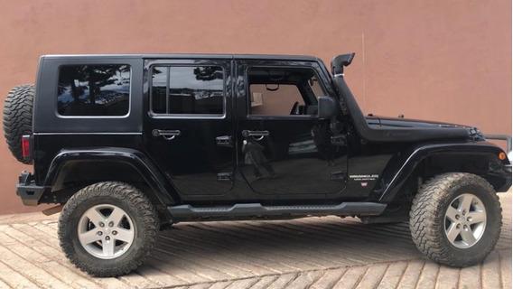 Jeep Wrangler Sahara 4x4 2008