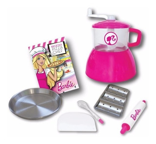 Pan Y Pizza Glam Barbie Chef Pannepizza Faydi Mundo Manias