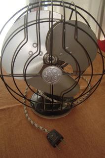 Antiguo Ventilador General Electric