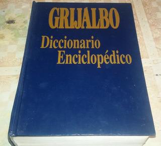 Diccionario Enciclopedico Grijalbo