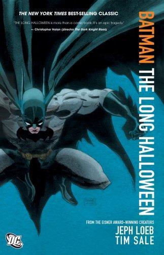 Libro Batman: The Long Halloween - Nuevo