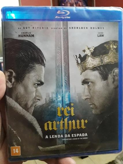 Blu-ray: Rei Arthur - A Lenda Da Espada - Jude Law - Warner