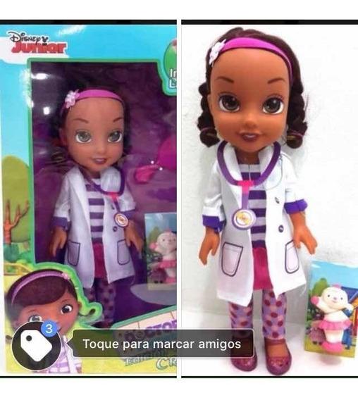 Boneca Doutora Brinquedo