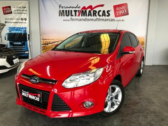 Ford Focus 1.6 - Hatch Cambio Manual