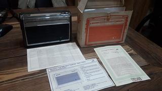Radio Noblex Carina Nueva En Caja