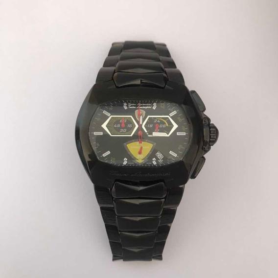 Relógio Lamborghini Preto! Frete Grátis!