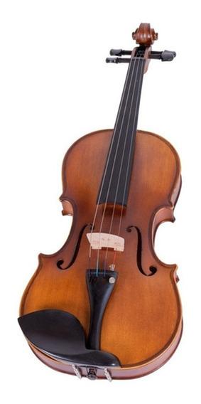 Violin Electroacustico Parquer Vle800 Eq Cuotas
