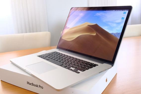 Macbook Pro 15 Mid 2014 I7 2.5ghz 16gb Ssd 500gb - Impecável
