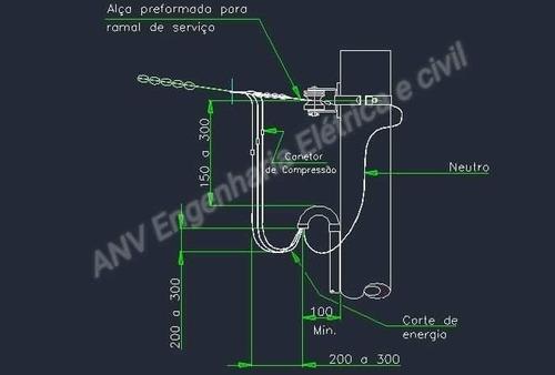 Imagem 1 de 1 de Anv Engenharia Elétrica E Civil