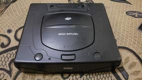 Sega Saturn Só O Console Sem Nada Ele Não Leu Os Jogos A1