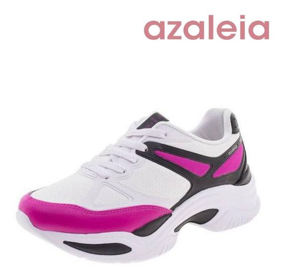 Tênis Azaléia Chunk Sneaker Casual Feminino