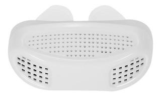 Dispositivo Anti Ronquidos Y Purificador De Aire Ayuda Apnea