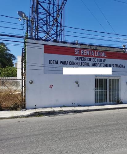 Imagen 1 de 9 de Local En Renta En Lázaro Cárdenas, Sobre Una De Las Avenidas