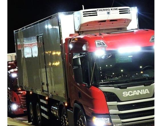 Scania P 320 Bitruck Câmara Fria Ano 2019