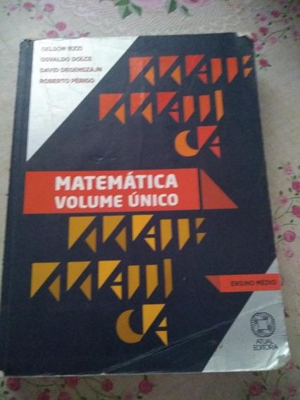 Matemática Volume Único Ensino Médio