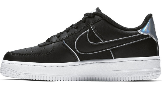 Tenis Nike Air Force 1 Lv8 4 Gs Piel Af1 Low
