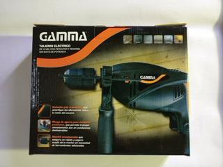 Taladro Gamma 10 Mm 500 Watts