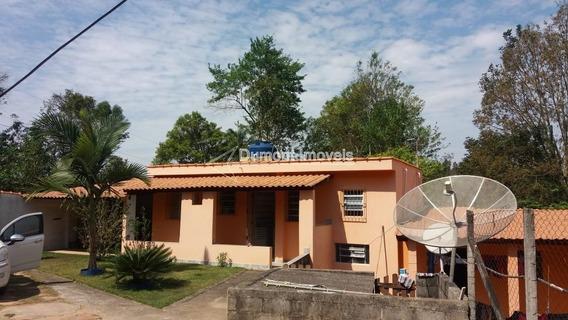 Cod.300 Um Encanto De Chácara Com Pomar,lago E 3 Casas