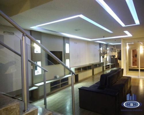 Imagem 1 de 23 de Lindo Sobrado Com Designer Inovador Em Hortolândia - Ca00026 - 34295177
