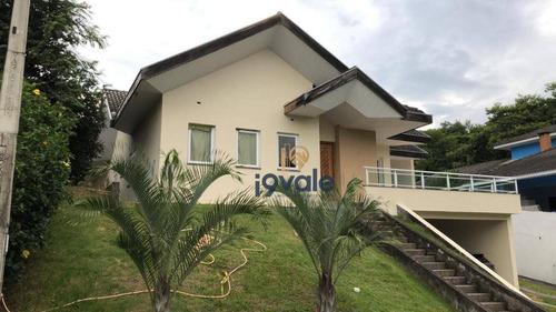 Casa Com 5 Dormitórios À Venda, 380 M² Por R$ 1.500.000,00 - Parque Mirante Do Vale - Jacareí/sp - Ca1588