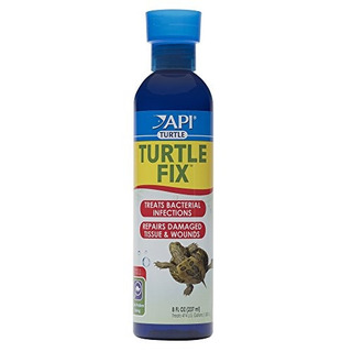 Api Turtle Fix Remedio Antibacterial Para Tortugas Botella