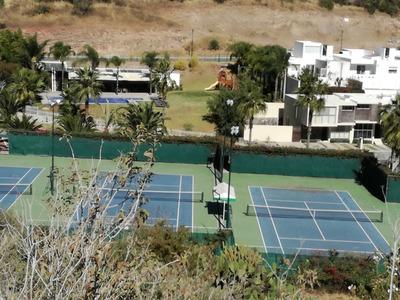 Bonita Depto. Amueblado Con Alberca, Cancha De Tenis