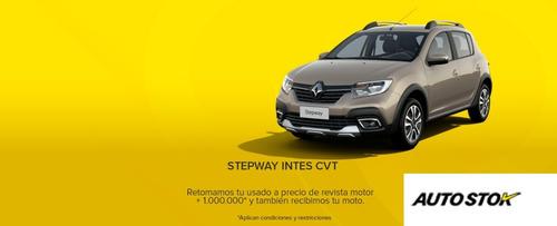 Renault Stepway Intens Ph2 Caja Cvt!! Promoción 2021