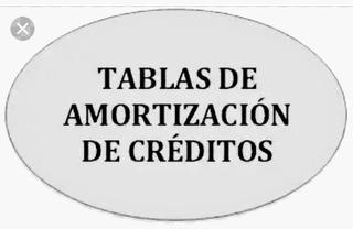 Tabla De Amortización Y Liquidación De Interés De Mora