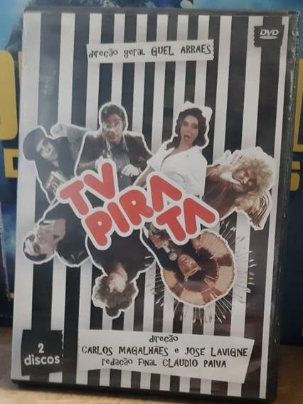 Dvd Original Tv Pirata