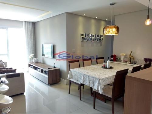 Apartamento - Jd Utinga - Gl39647