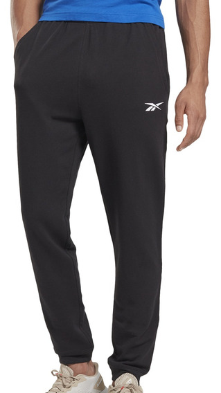 Pantalon Reebok Training Essentials Linear Logo Hombre Ng