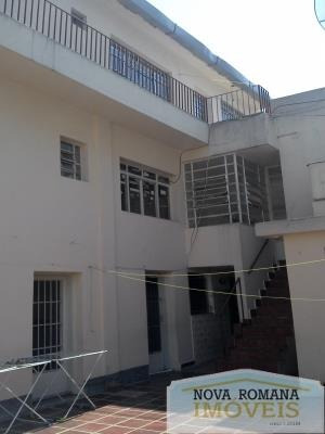 Sobrado Residencial À Venda, Vila Dos Remédios, Osasco. - 559
