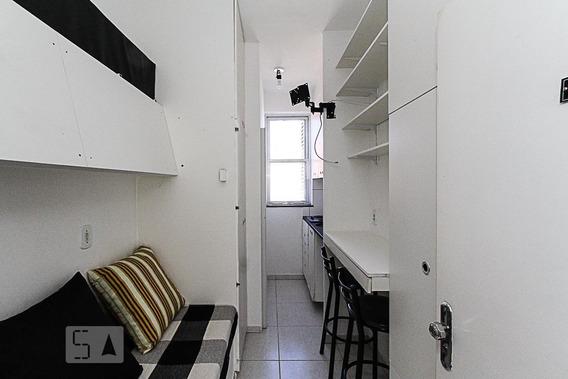 Apartamento Para Aluguel - Brás, 1 Quarto, 18 - 893112354