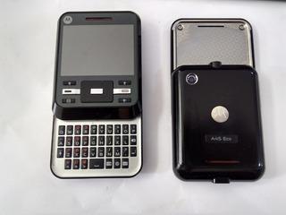 Lote 5 Motorola Motocubo Semi-novo Desbloq