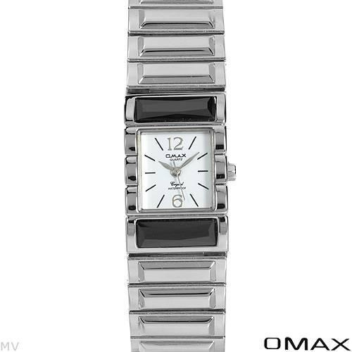 Reloj Omax Con Cristales Original De Dama 02247605