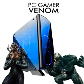 Pc Gamer Venom Intel Core I5-8600k Gtx 1060 6gb 1tb 8gb Ram