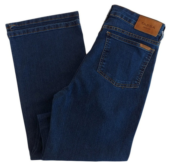 Calça Feminina Tassa, Jeans Boot Cut Feminino 3534st