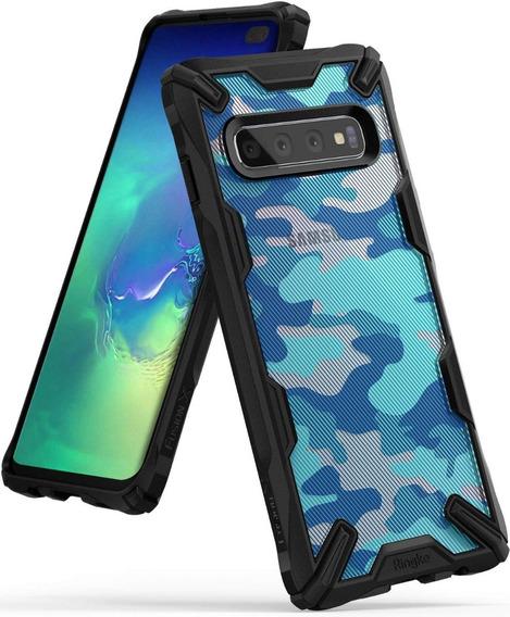 Funda Samsung Galaxy S10 Plus Ringke Fusion X