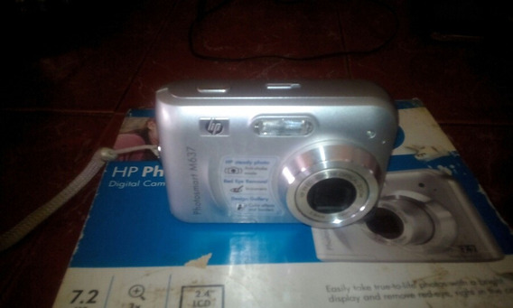 Camara Digital Hp