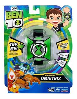 Ben 10 Omnitrix Temporada 3 Luz Y Sonidos Envio Gratis
