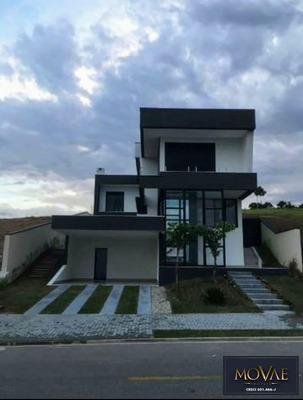 Casa Em Condomínio Alto Padrão 4 Suítes - Alphaville I - Ca3879