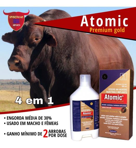 Atomic® Premium Gold Original Líquido 500 Ml Medpharmex