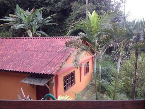 Imagem 1 de 26 de Casa Com 2 Dormitórios À Venda, 232 M² Por R$ 1.600.000 - Chácara São Paulo - Rio Grande Da Serra/sp. - Ca0057