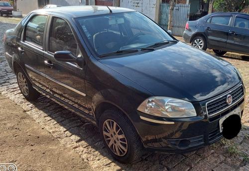 Imagem 1 de 5 de Fiat Siena 2010 1.0 El Flex 4p