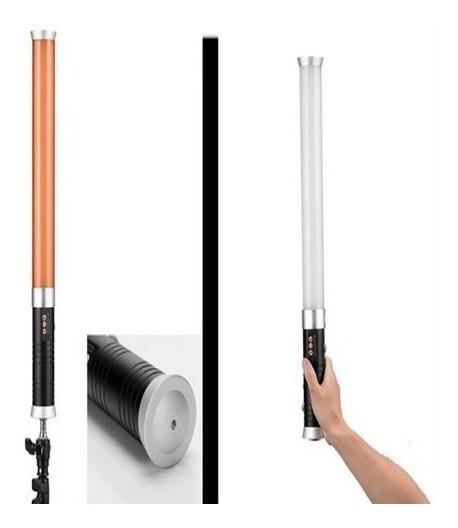 Bastão Strobo Led Espada St312-s Bateria 3200k-5500k